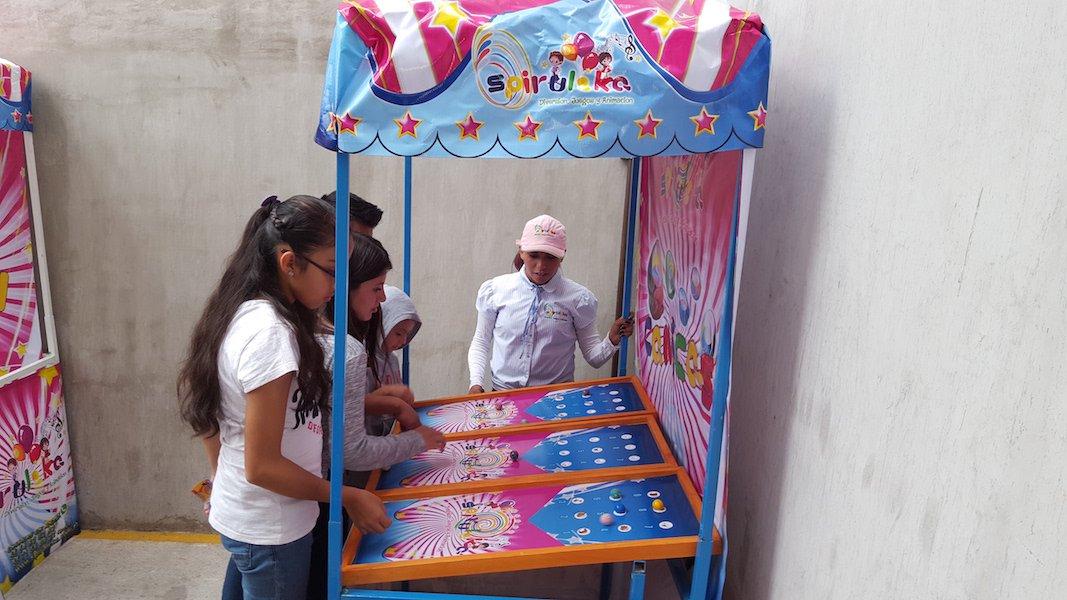 Renta De Juegos De Feria